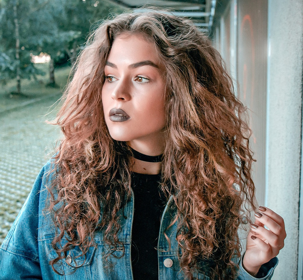 girl hair brush bristles haircare blog
