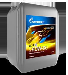Gazpromneft GL-5 80W-90