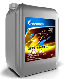 Gazpromneft Diesel Premium 10W-40