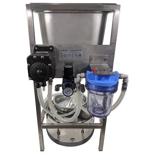 Manual Bottle Rinser - RI-01