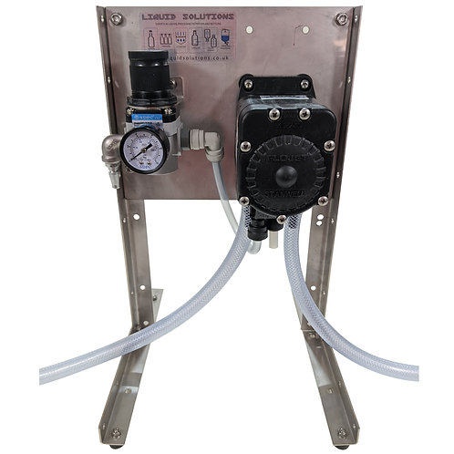 Air-Operated Pump/Filter units PR-07