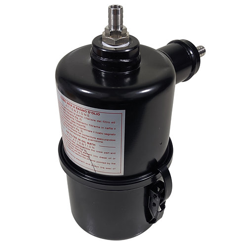 FT-10 Oil Bath Filter