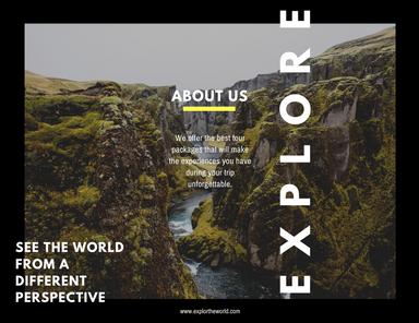Explore Brochure