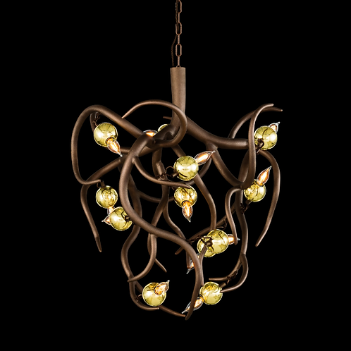 Eve chandelier conical