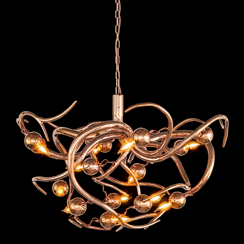 Eve chandelier round