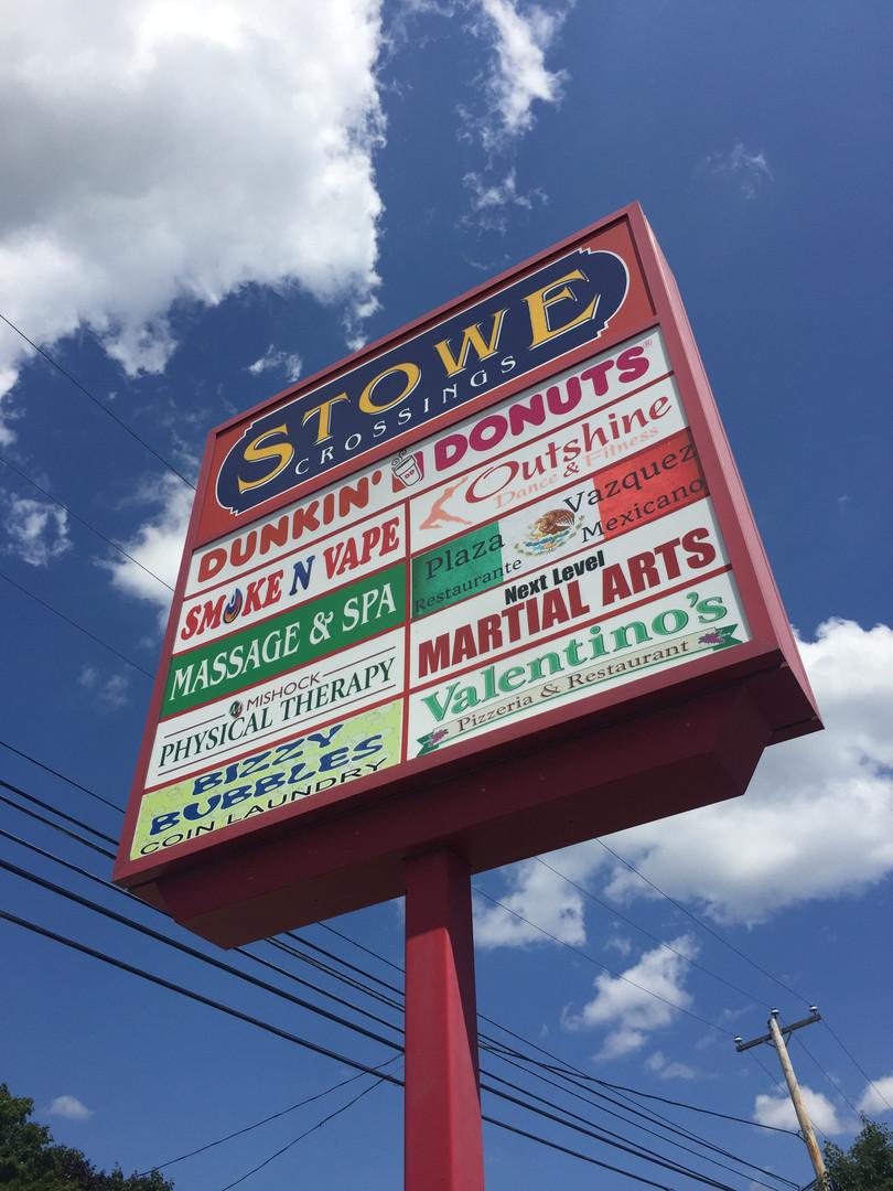 Stowe Crossings