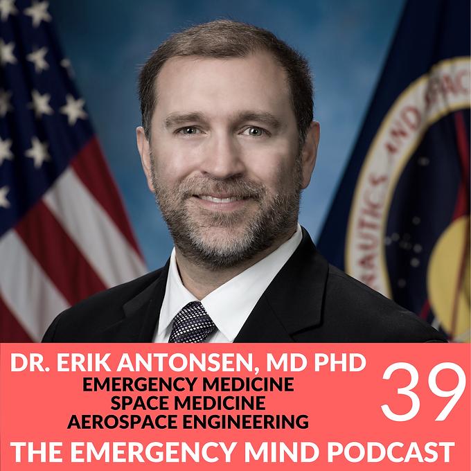 EP 39: Erik Antonsen, MD PhD, on Understanding the Human System