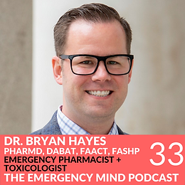 33: Bryan Hayes, PharmD, on Building Systems for Mastery