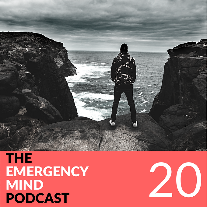 20: Ramin Tabatabi, MD, on Starting Your Journey