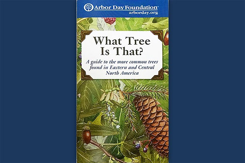 What Tree Is That - Pocket Field Guide