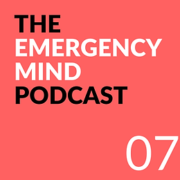 07: Dana Sajed, MD, on Algorithms and Jazz in the ER