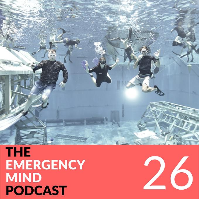 26: Leisa Deutsch, MD on Fueling Emergency Performance