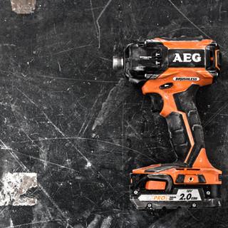 AEG Drill
