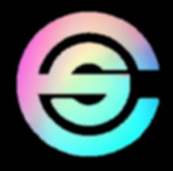 Ellie Sax - Rainbow Circle Logo (Small T