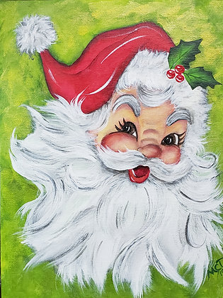 Santa Clause Online Course Project