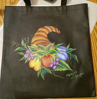 Shopping Bag - Black Fall Harvast