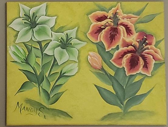 Lilies Trio