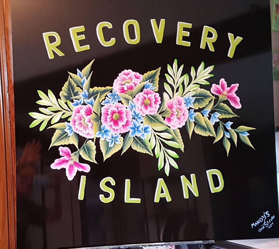 recovery island