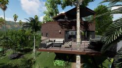 Treehouse_Exterior Render 12