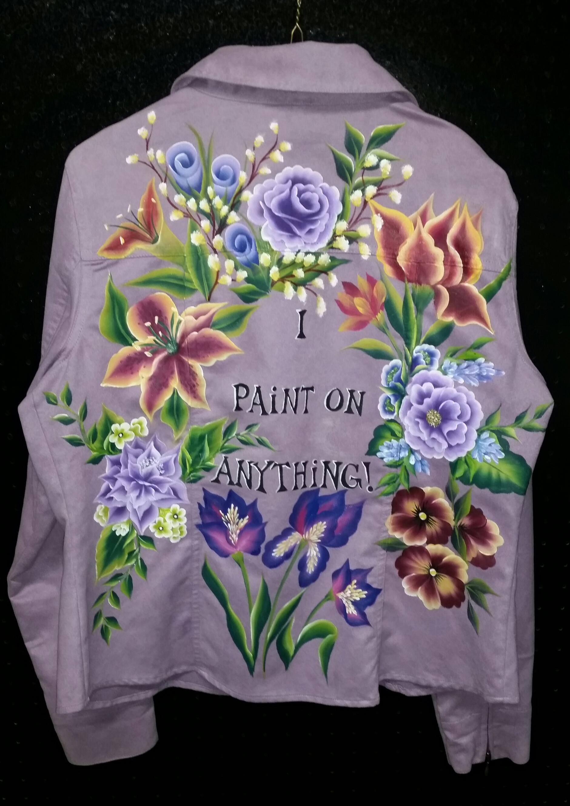 my jacket for events