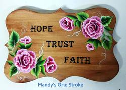 hope trust faith