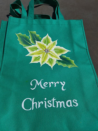 Shopping Bag- Merry Christmas