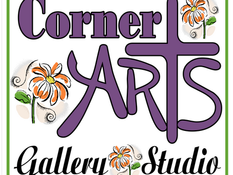 Welcome to the Corner Arts Blog!