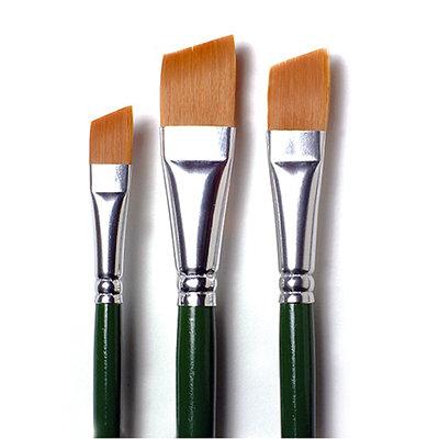 3 pc Angle Brush Set
