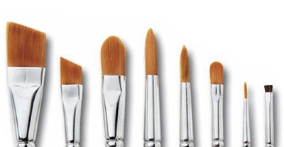 One Stroke Complete Brush Set
