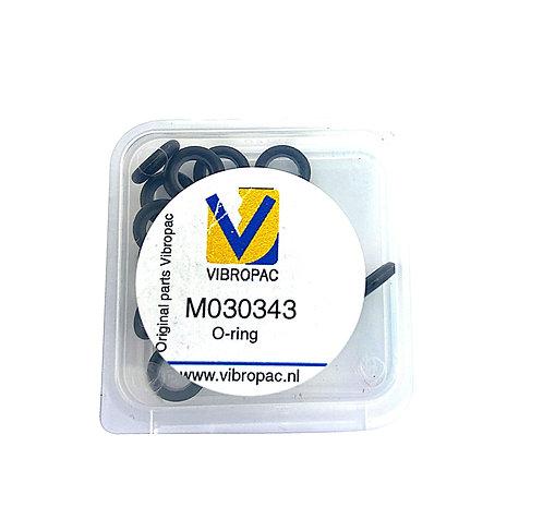 O-ringen voor dichtplug >7mm