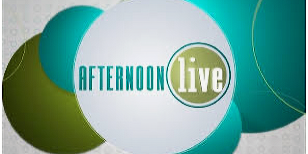 Afternoon Live show - KATU Portland, OR