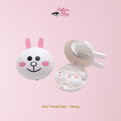 CONY CONTACT LENS TRAVEL CASE