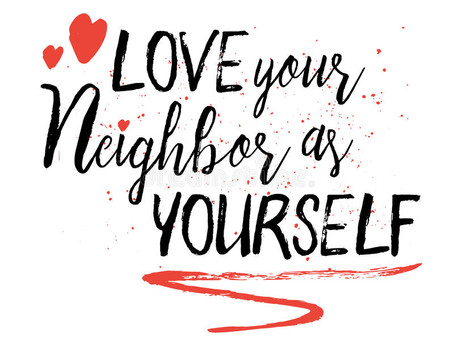 "Friday Night Sermon (11/22/2019): ""On Loving Your Neighbor as Yourself"""