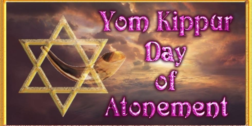 Yom Kippur Shacharit/ Morning Service 5782