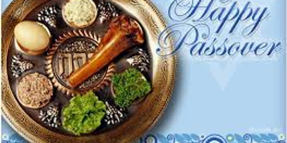 Passover Shachrit VIII/Yizkor