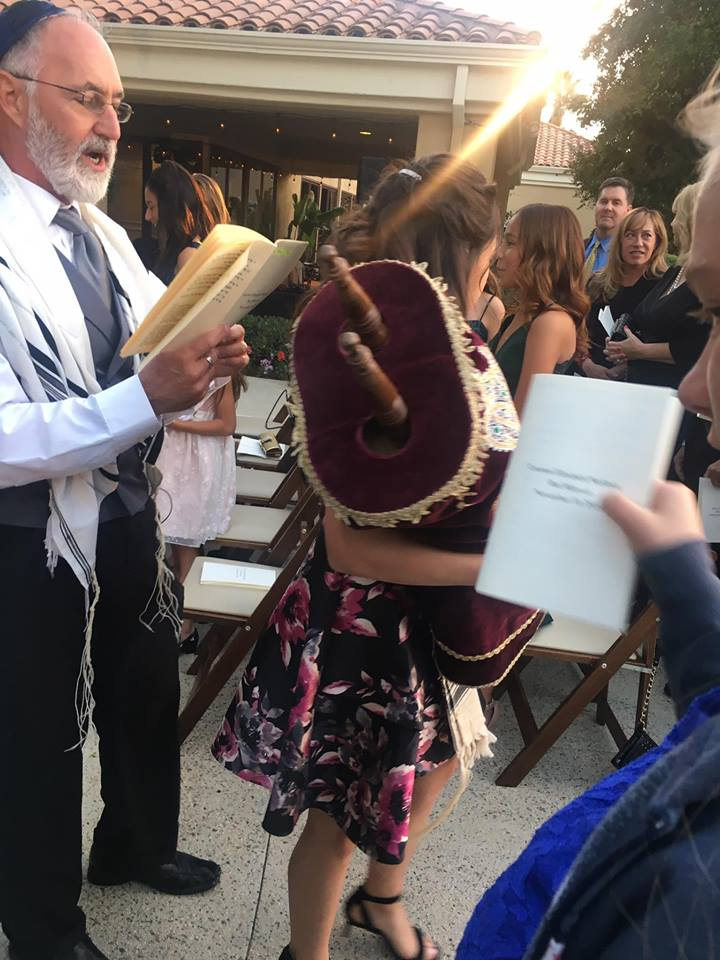 Lauren Weisberg Bat Mitzvah 5