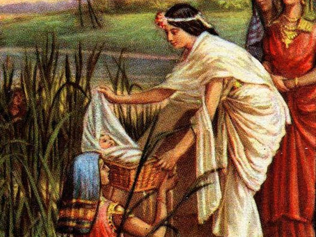 This week's 10-Minute Torah: Parashat Sh'mot 5779