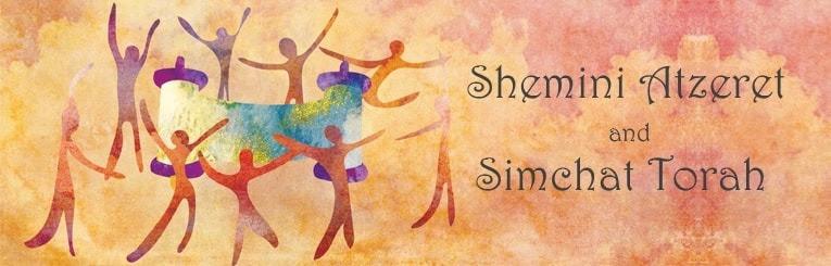"""Friday Night Sermon (October 9, 2020): """"Shemini Atzeret - Mystery Holiday"""""""