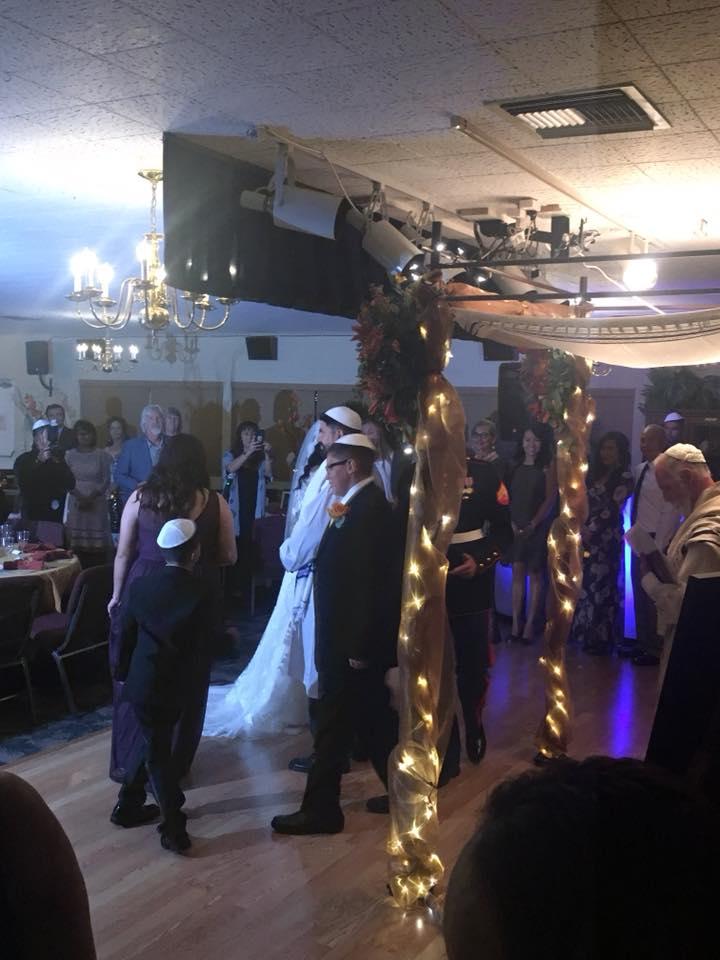 Performing Wedding