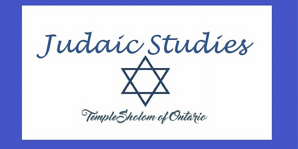 Judaic Studies