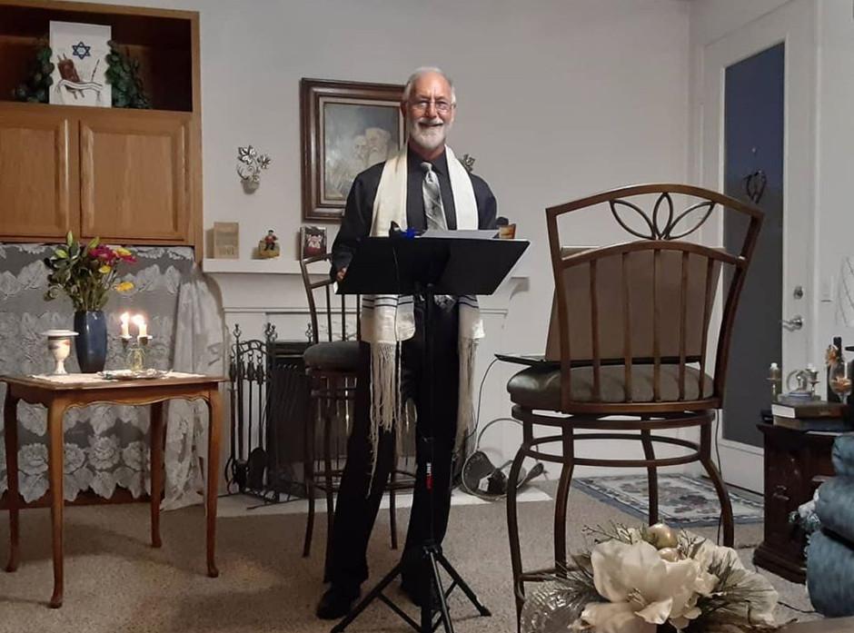Friday Night Sermon (October 23, 2020)