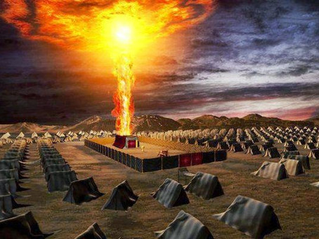 This week's 10-Minute Torah: Parashat Bamidbar 5779 6/8/19