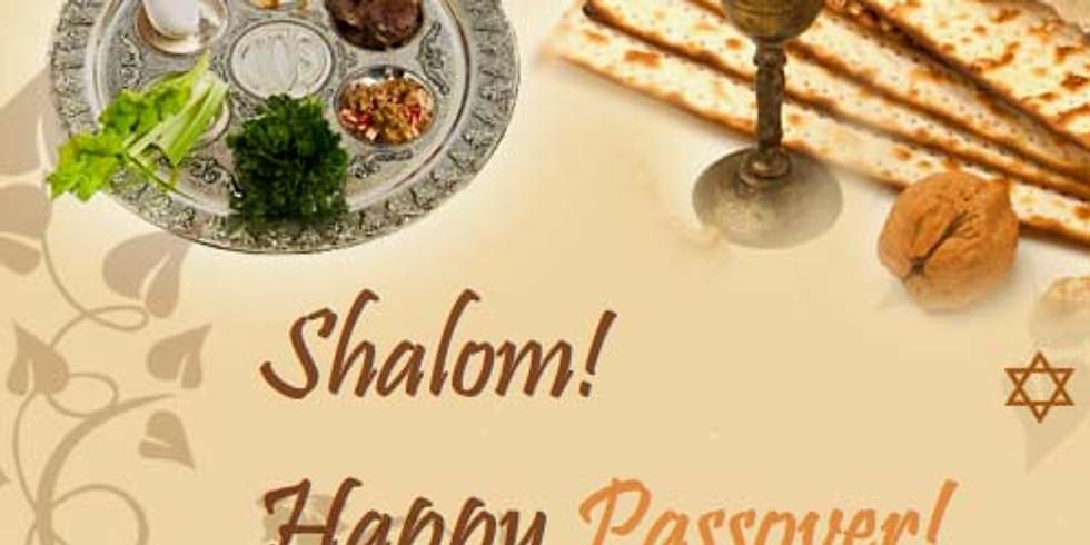 Passover Shachrit I