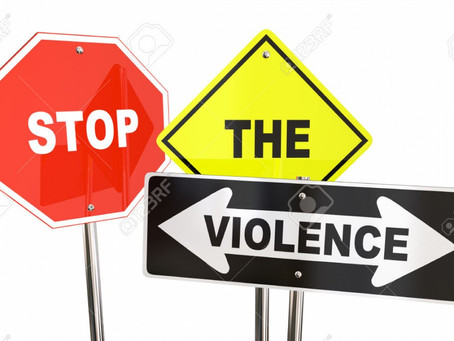 "Friday Night Sermon (08/09/2019): ""Helping others to prevent violence"""
