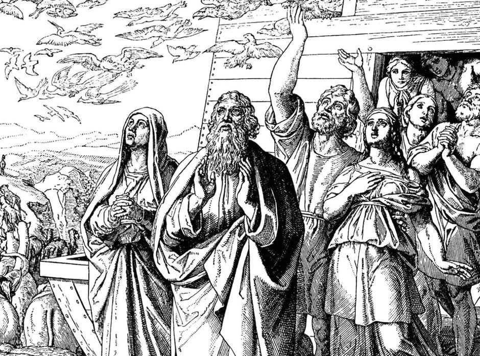"This week's 10-Minute Torah (October 24, 2020): ""Parashat Noach"" 5781"