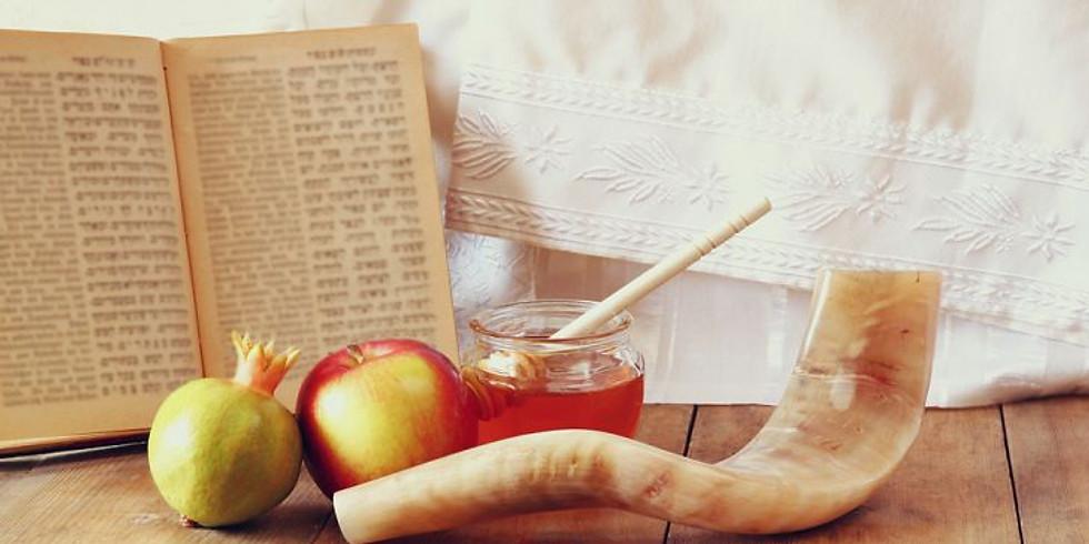 Rosh Hashanah/Shabbat Shachrit (Morning) 5781 I   ראש השנה