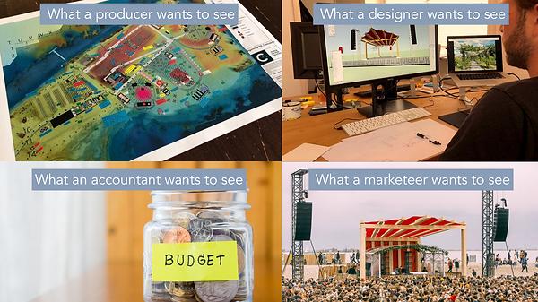 festVR, producer, designer, VR, budget