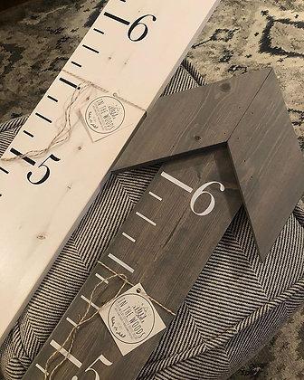 Wood Growth Rulers