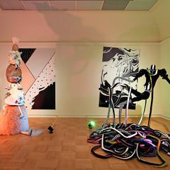 2018 MFA + MDes Thesis Exhibition, University of Washington, Erin Meyer.