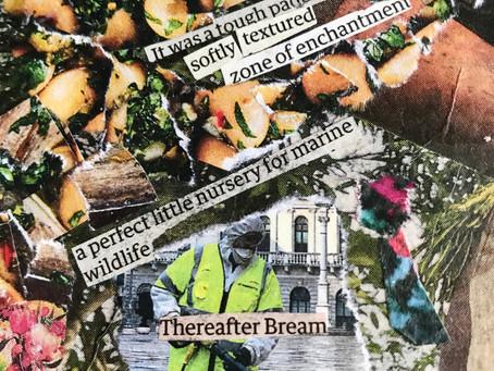 """Rest,"" Collage by Nicola Willis"
